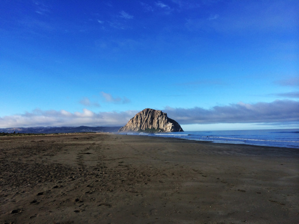 Morro Bay Stand Camping
