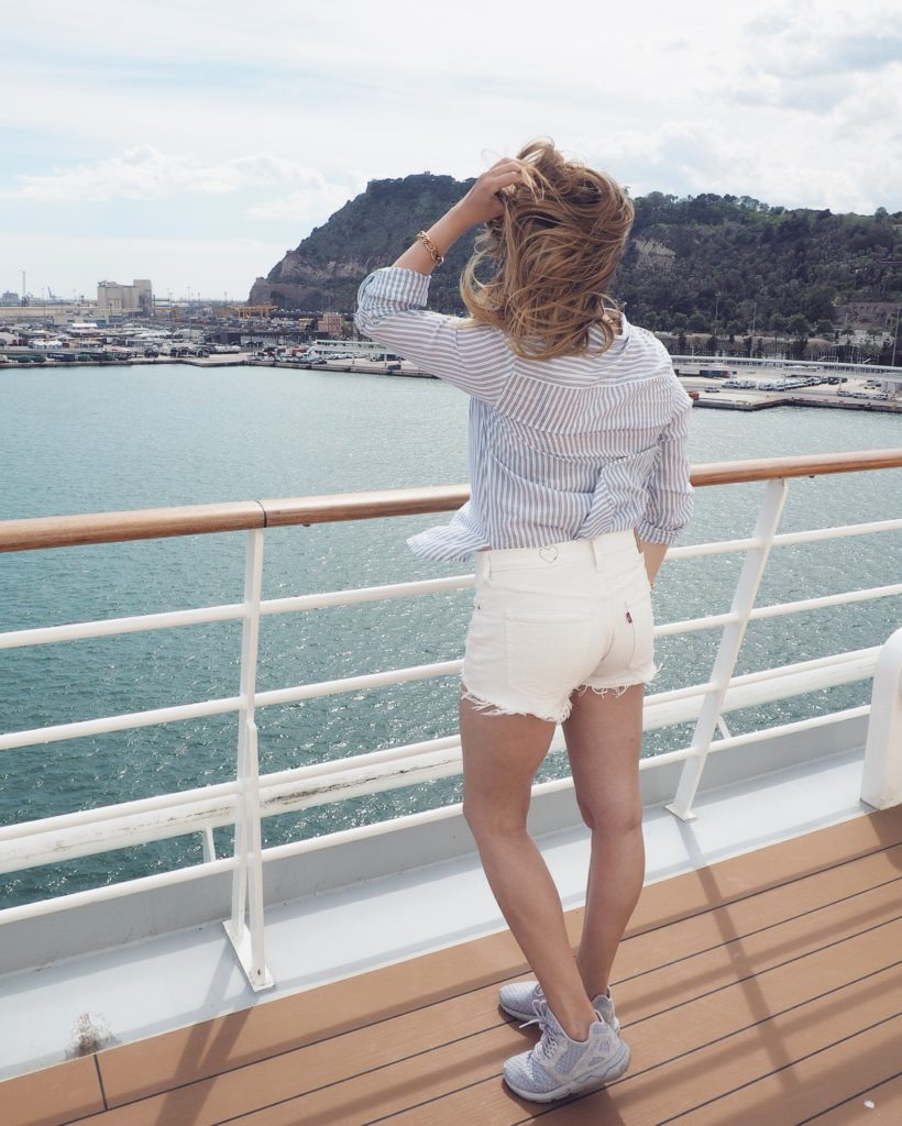 AIDA cruises Barcelona