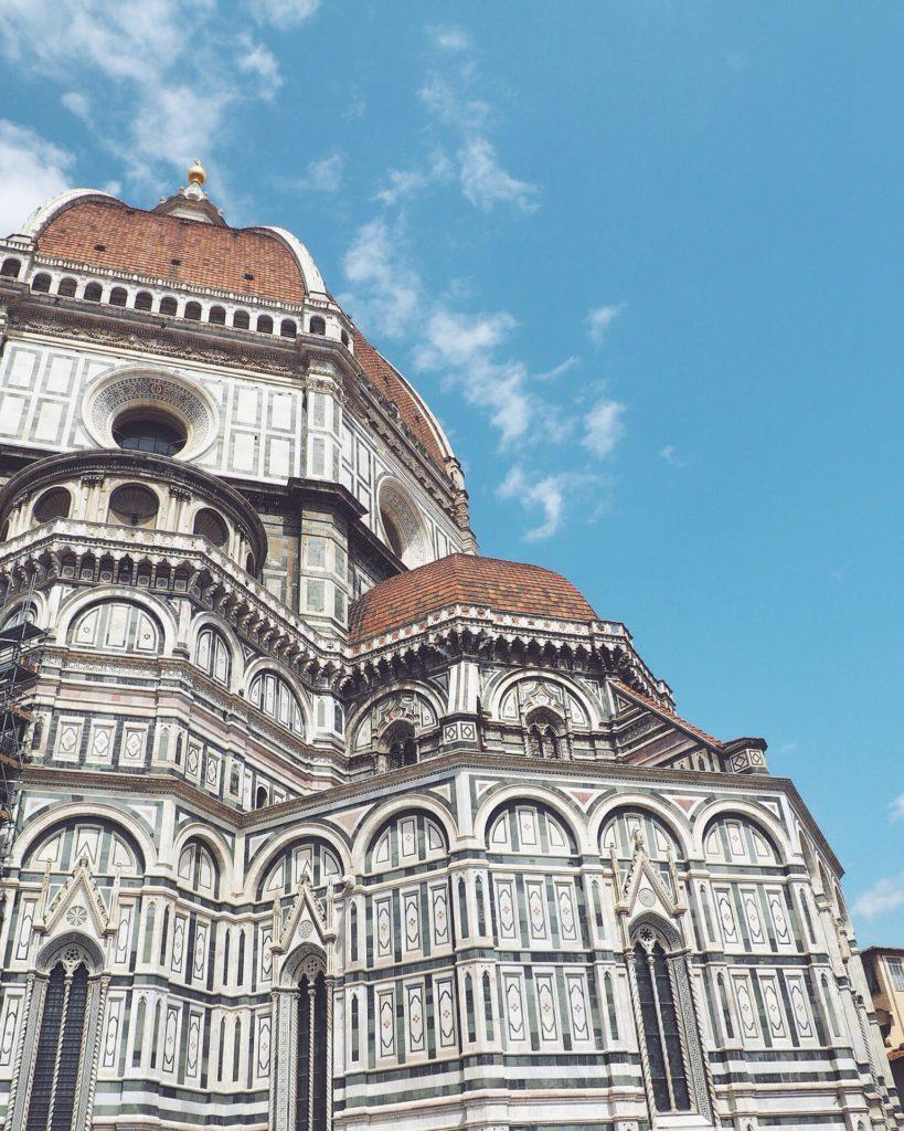 AIDA Reise Florenz Toskana