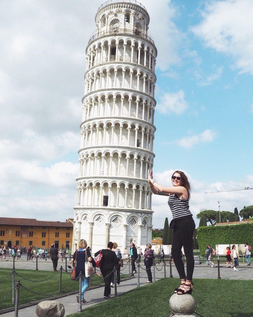 AIDA Schiffsfahrt Pisa