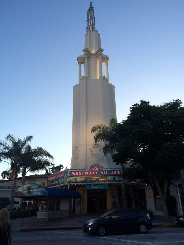 Westwood Village visit Los Angeles