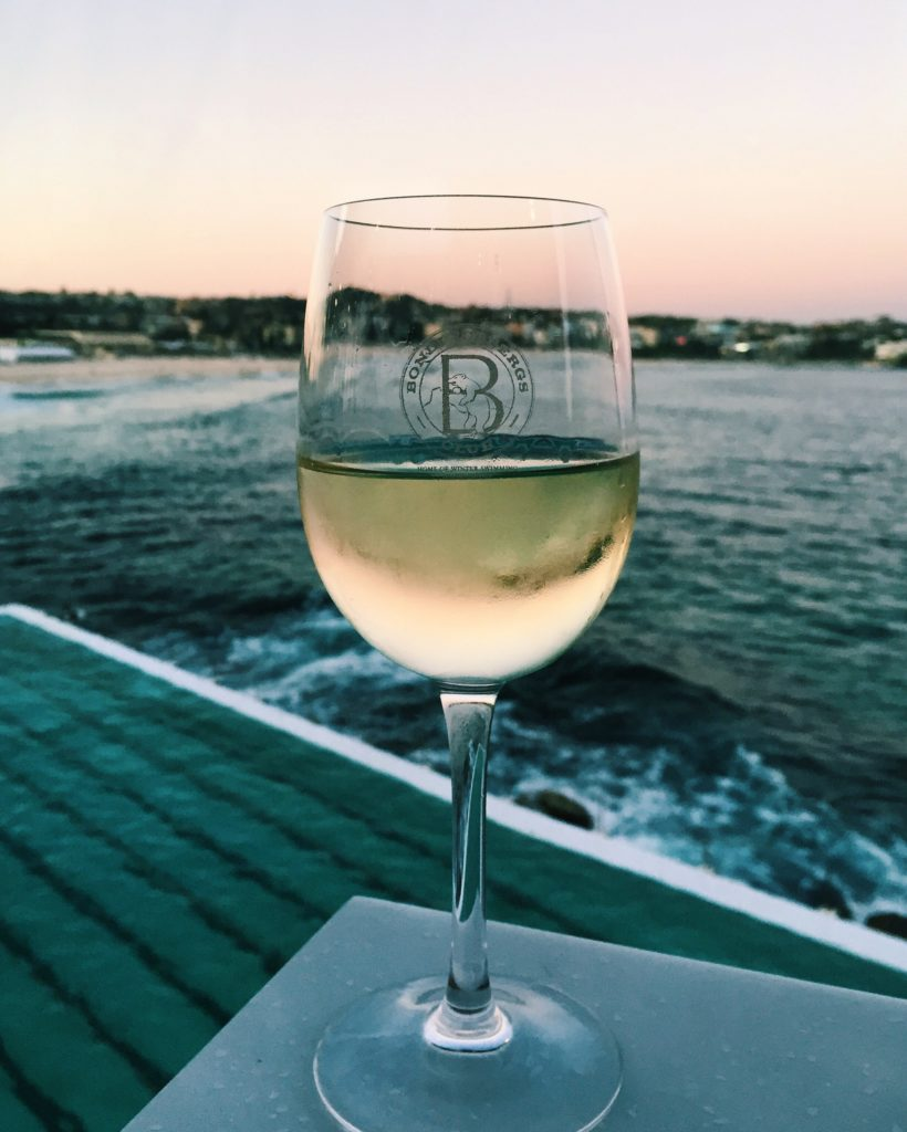 Bondi Icebergs Club and Dining Sydney Food
