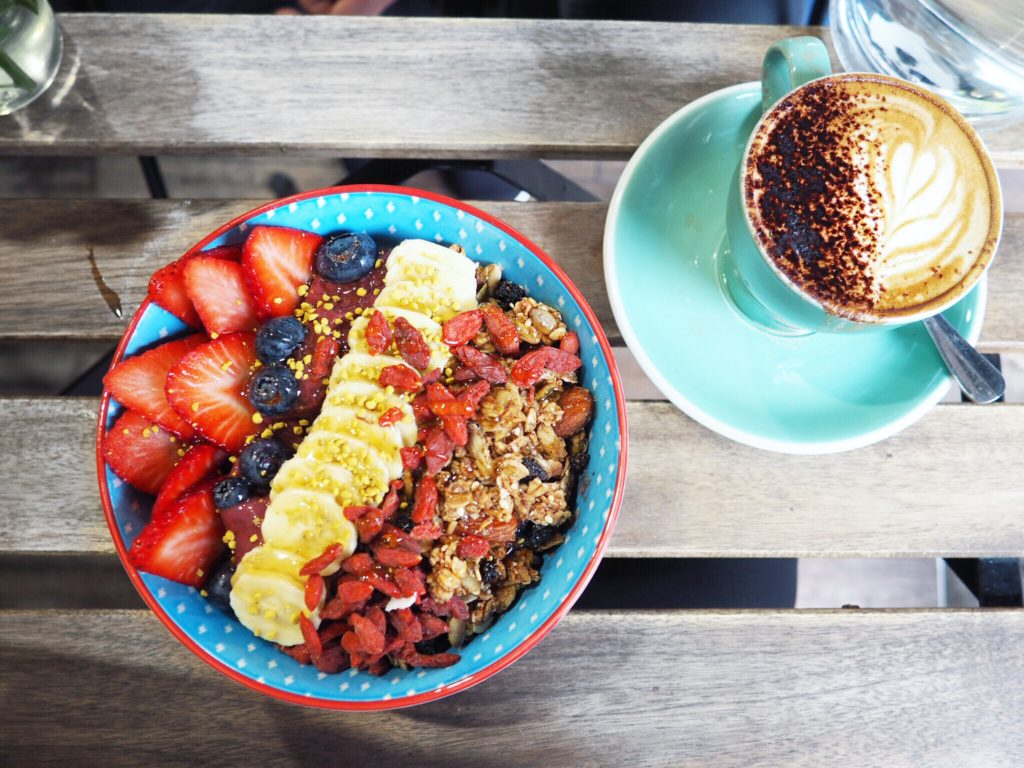 Acai Bowl Naked Bowls Manly