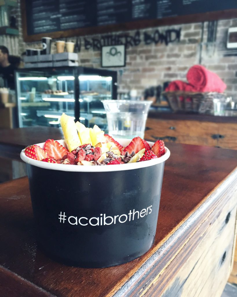 Acai Bowls Sydney - Acai Brother North Bondi