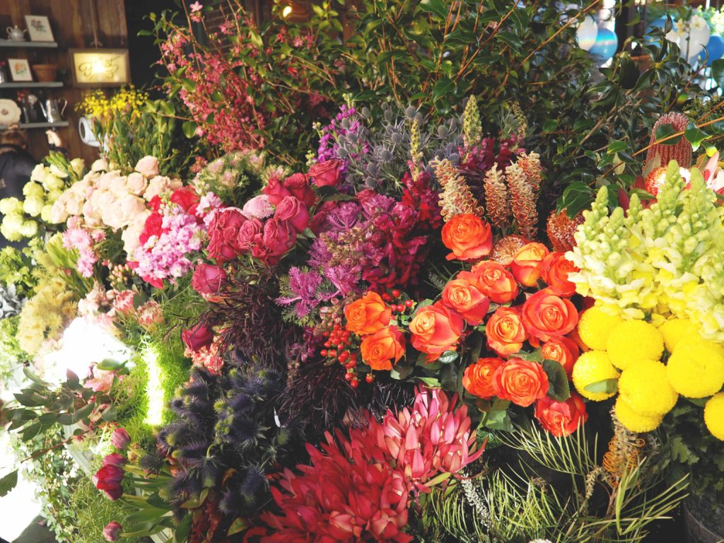 Sydney The Grounds of Alexandria Flower Market